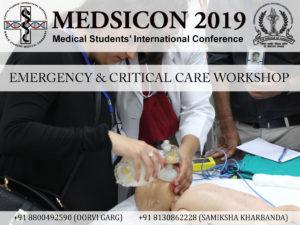 Emergency & Critical Care Workshop – MEDSICON